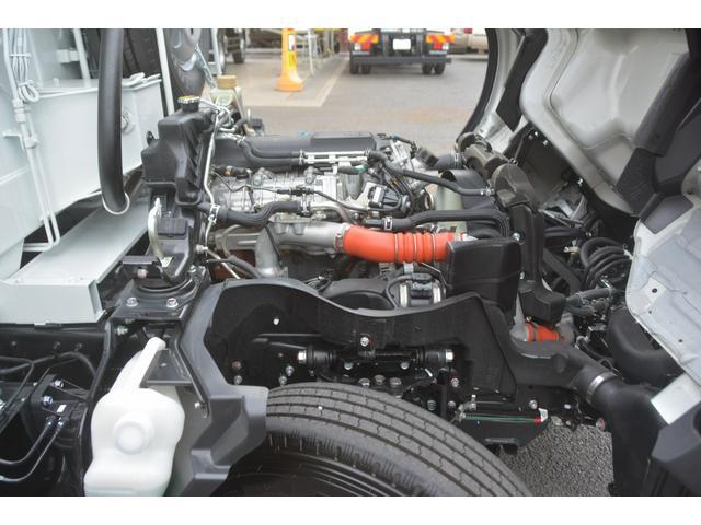 パッカー車 プレス式 新明和製 積載2000kg 4.3立米 連続動作 汚水タンク 作業灯 左電格ミラー キーレス 防臭扉(14枚目)
