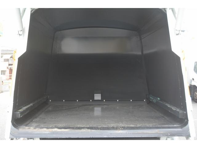 パッカー車 プレス式 新明和製 積載2000kg 4.3立米 連続動作 汚水タンク 作業灯 左電格ミラー キーレス 防臭扉(20枚目)