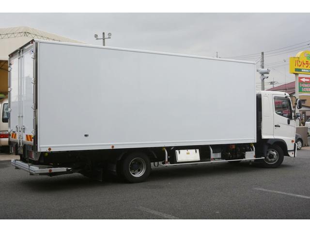 ワイド ベッド付 冷凍車 格納パワーゲート リアエアサス サイドドア 積載2300kg 6.2m長 菱重製 ジョルダー4列 キーストン -30度設定 ラッシング2段 バックカメラ(9枚目)