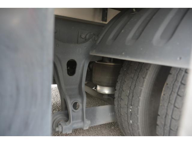 ワイド ベッド付 冷凍車 格納パワーゲート リアエアサス サイドドア 積載2300kg 6.2m長 菱重製 ジョルダー4列 キーストン -30度設定 ラッシング2段 バックカメラ(13枚目)
