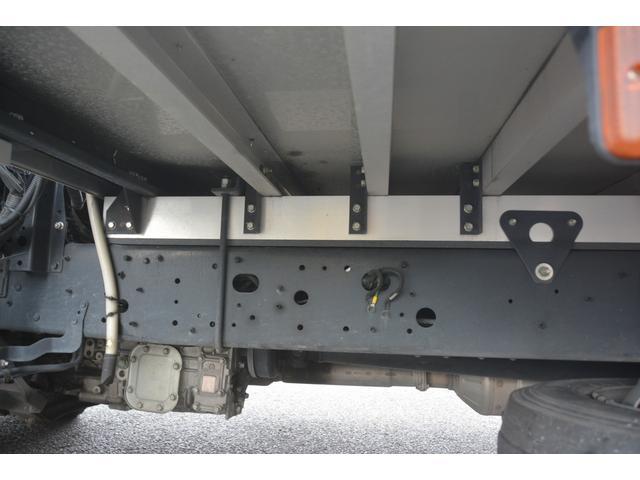 ワイド ベッド付 冷凍車 格納パワーゲート リアエアサス サイドドア 積載2300kg 6.2m長 菱重製 ジョルダー4列 キーストン -30度設定 ラッシング2段 バックカメラ(14枚目)