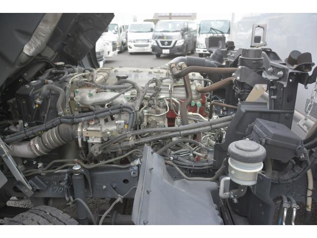 ワイド ベッド付 冷凍車 格納パワーゲート リアエアサス サイドドア 積載2300kg 6.2m長 菱重製 ジョルダー4列 キーストン -30度設定 ラッシング2段 バックカメラ(15枚目)