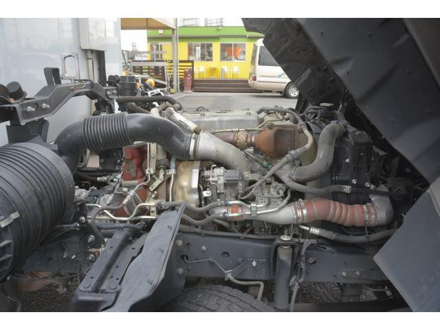 ワイド ベッド付 冷凍車 格納パワーゲート リアエアサス サイドドア 積載2300kg 6.2m長 菱重製 ジョルダー4列 キーストン -30度設定 ラッシング2段 バックカメラ(16枚目)