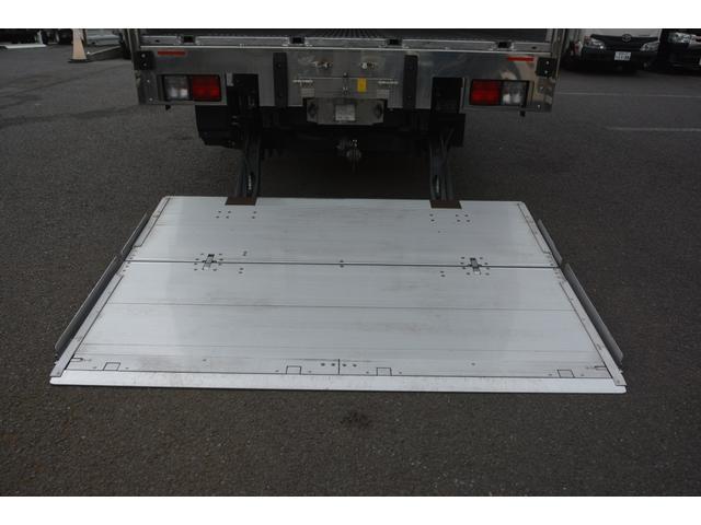 ワイド ベッド付 冷凍車 格納パワーゲート リアエアサス サイドドア 積載2300kg 6.2m長 菱重製 ジョルダー4列 キーストン -30度設定 ラッシング2段 バックカメラ(25枚目)