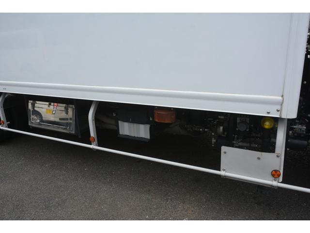 ワイド ベッド付 冷凍車 格納パワーゲート リアエアサス サイドドア 積載2300kg 6.2m長 菱重製 ジョルダー4列 キーストン -30度設定 ラッシング2段 バックカメラ(31枚目)