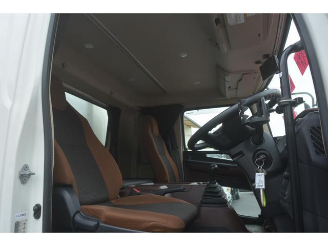 ワイド ベッド付 冷凍車 格納パワーゲート リアエアサス サイドドア 積載2300kg 6.2m長 菱重製 ジョルダー4列 キーストン -30度設定 ラッシング2段 バックカメラ(40枚目)