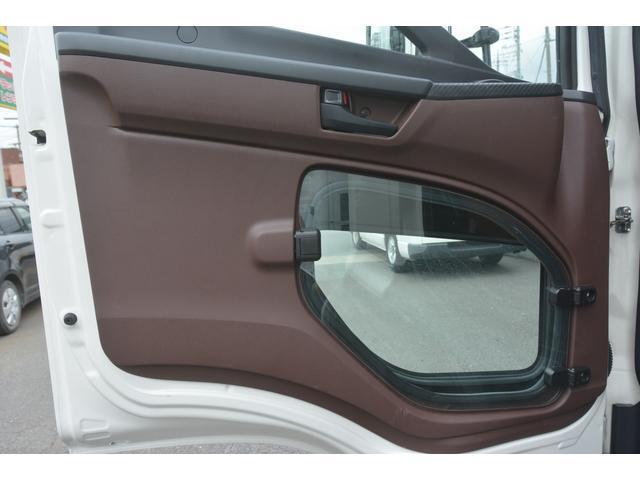 ワイド ベッド付 冷凍車 格納パワーゲート リアエアサス サイドドア 積載2300kg 6.2m長 菱重製 ジョルダー4列 キーストン -30度設定 ラッシング2段 バックカメラ(44枚目)