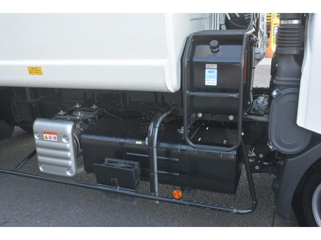 ワイド パッカー車 プレス式 8.3立米 汚水タンク 防臭扉 極東製 積載2700kg 連続動作 バックカメラ ETC フォグランプ 網工具入れ(21枚目)