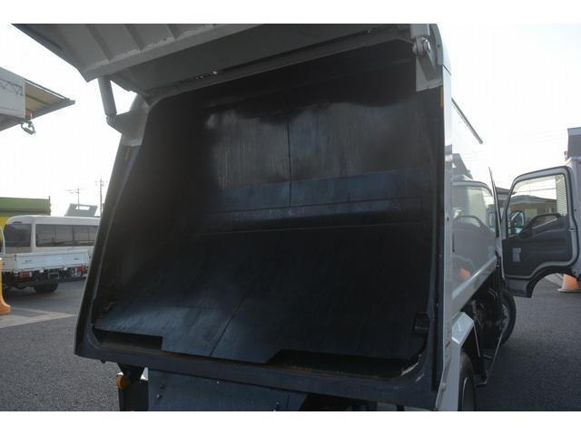 ワイド パッカー車 プレス式 8.3立米 汚水タンク 防臭扉 極東製 積載2700kg 連続動作 バックカメラ ETC フォグランプ 網工具入れ(26枚目)