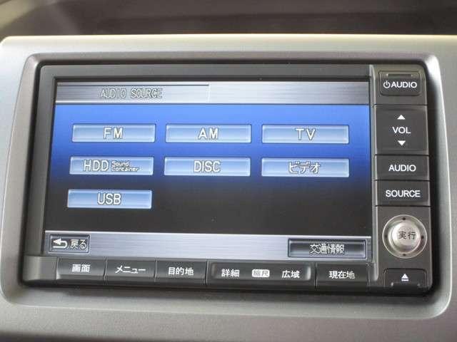 Z インターナビセレクション 純正HDDナビRカメラ ETC(3枚目)