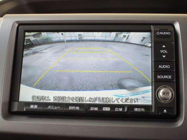 Z インターナビセレクション 純正HDDナビRカメラ ETC(10枚目)