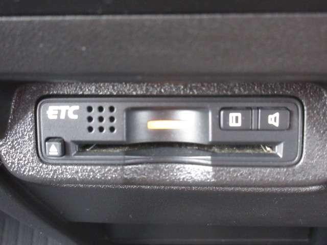 今や必需品の『ETC』が付いています!