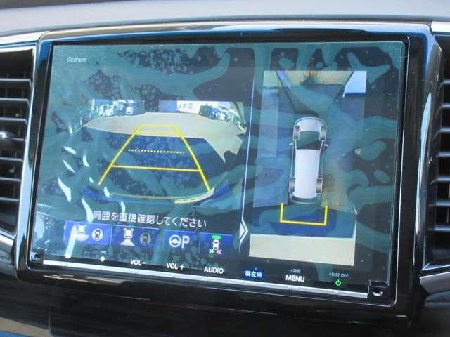 ハイブリッドアブソルート・EXホンダセンシング 純正9インチナビ Bluetooth ETC Rカメラ(6枚目)