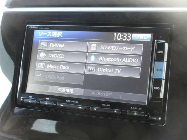 G 純正メモリーナビ Bluetooth ETC Rカメラ(5枚目)