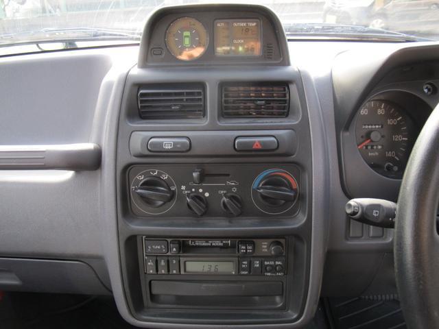 VR-IIターボ 4WD 禁煙車 ワンオーナー AW CD(12枚目)