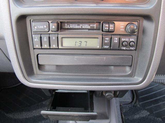 VR-IIターボ 4WD 禁煙車 ワンオーナー AW CD(13枚目)