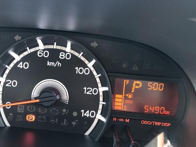 新車をご検討の方にもオススメ出来る走行距離と状態です。