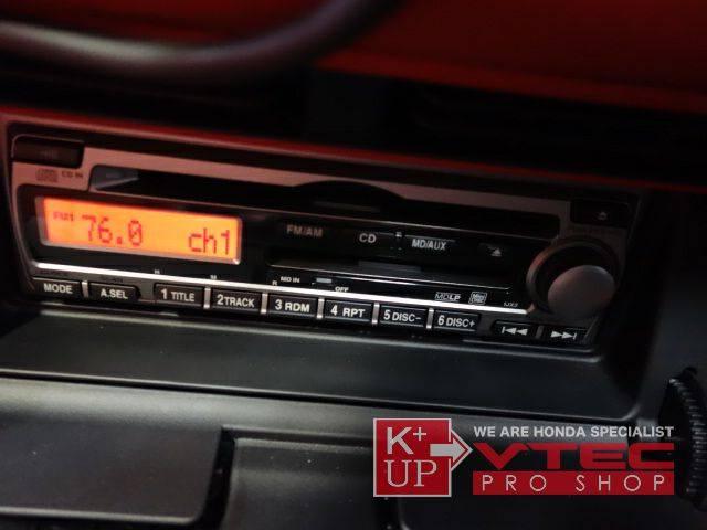 ホンダ S2000 ベースグレード 2L後期最終型 赤革内装 フルノーマル禁煙車