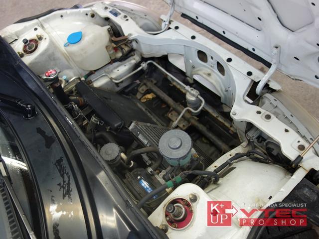 ホンダ ビート ベースグレード 社外エアロ ハードトップ RAYS鋳造AW