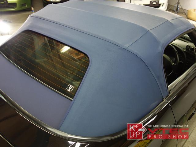 ホンダ S2000 ベースグレード 後期型RAYS鋳造AW 車高調 幌交換済み