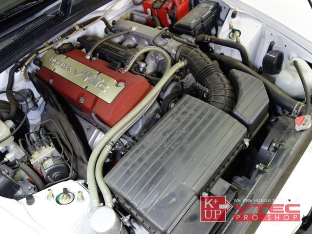 タイプS 後期最終型 無限マフラー BBSアルミ 車高調(20枚目)