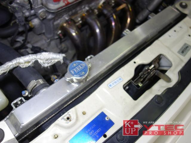 タイプR 後期型 エンジンB18C仕様 車高調 無限Fリップ(4枚目)