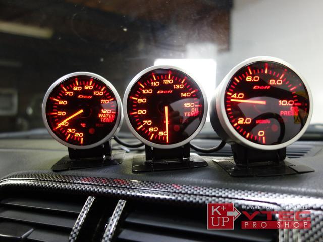 タイプR 後期型 エンジンB18C仕様 車高調 無限Fリップ(11枚目)