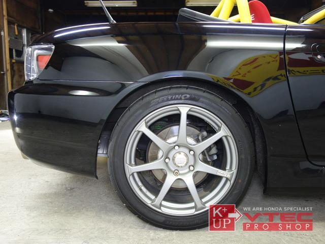 ベースグレード フルバケ ロールケージ 車高調 追加メーター(75枚目)