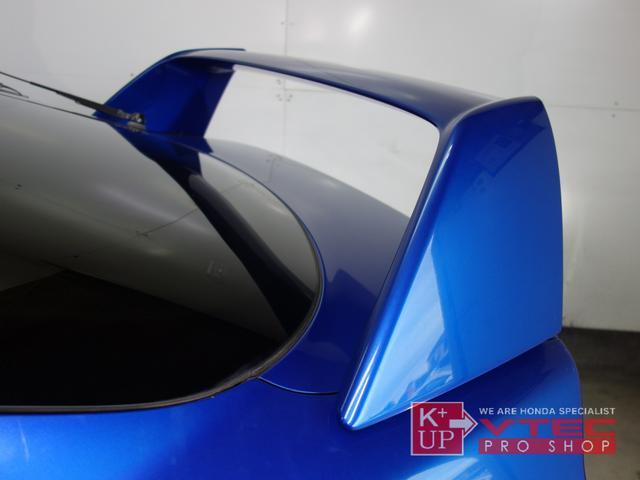 タイプR 後期最終型 青レカロ 青内装 禁煙車 モデューロFロアスカート 社外メモリナビ ETC プッシュスタート 電動格納ミラー キーレス(36枚目)