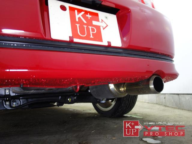タイプR 後期最終型 ガレージ保管 赤内装 禁煙車 無限排気(8枚目)