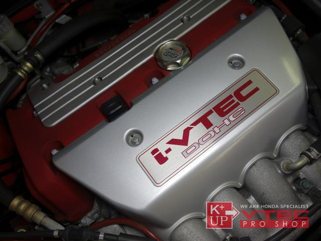 タイプR 後期最終型 ガレージ保管 赤内装 禁煙車 無限排気(20枚目)