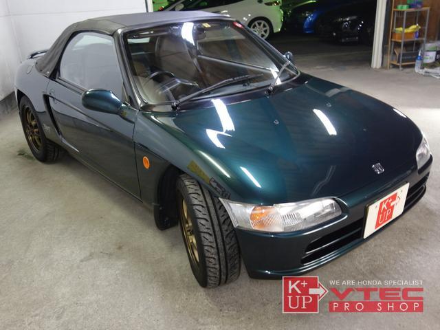 「ホンダ」「ビート」「オープンカー」「埼玉県」の中古車34