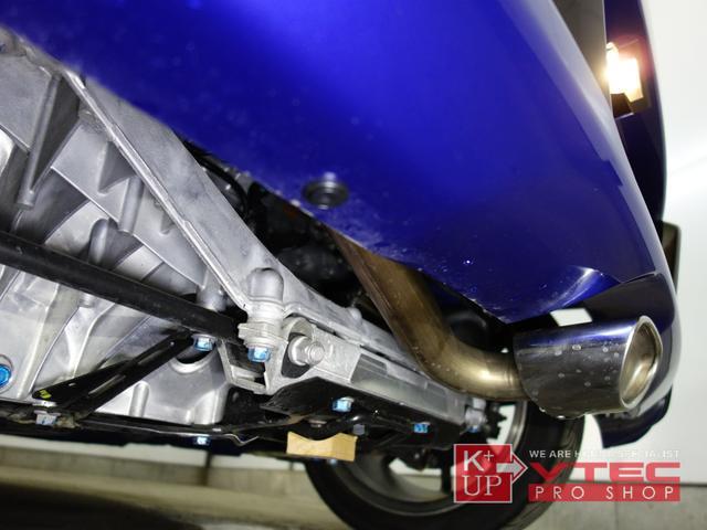 モデューロX HKSフラッシュエディター・44G仕様 Cディスプレイ バックカメラ アクティブスポイラー アドバンスドルームミラー 禁煙車 ユーロホーン 新車時保証書(70枚目)