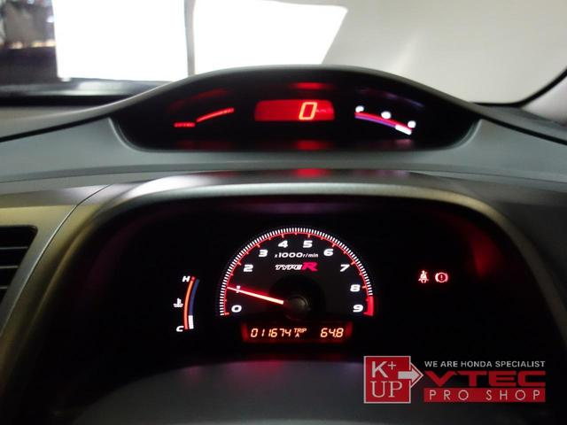 タイプR 後期最終型 社外ECU 無限フロントリップスポイラー 黒内装 禁煙車 ETC 電動格納ミラー キーレス(12枚目)