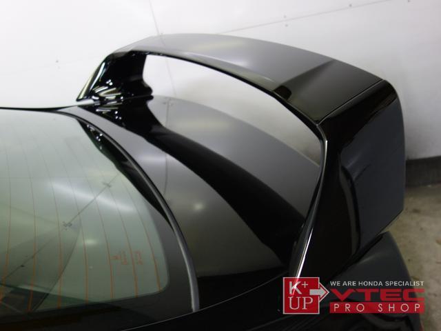 タイプR 後期最終型 社外ECU 無限フロントリップスポイラー 黒内装 禁煙車 ETC 電動格納ミラー キーレス(34枚目)