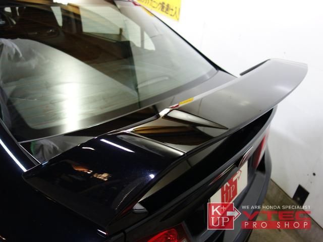 タイプR 後期最終型 社外ECU 無限フロントリップスポイラー 黒内装 禁煙車 ETC 電動格納ミラー キーレス(35枚目)