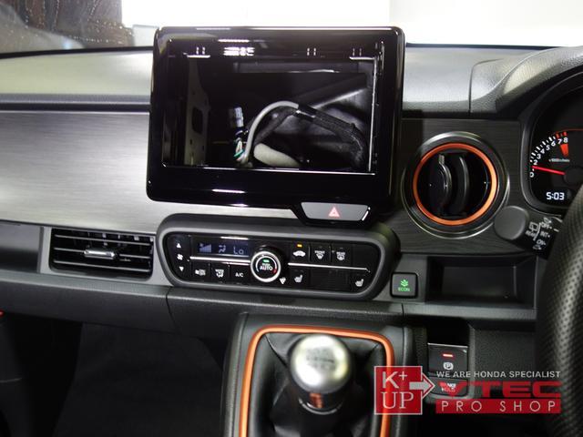 RS ホンダセンシング ナビ装着用スペシャルパッケージ 2トーンカラー 禁煙車 スマートキー LEDヘッドライト 充電用USBジャック シートヒーター 専用15インチアルミ 6速マニュアル 保証書(11枚目)