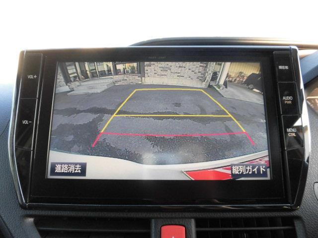 トヨタ ノア X ディライトプラス 現行型 純正メモリーナビ 両側自動ドア