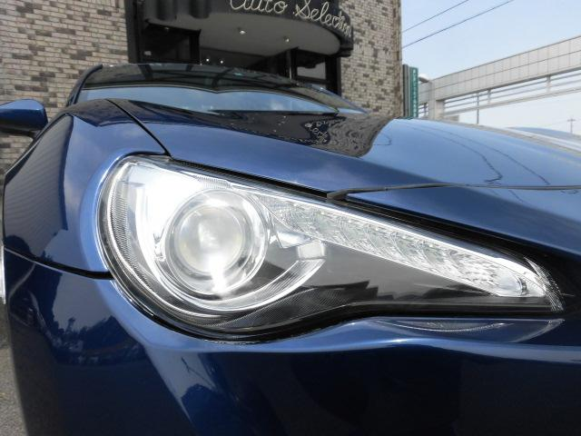 トヨタ 86 GTリミテッド F6速MT キセノン スマートキー ETC