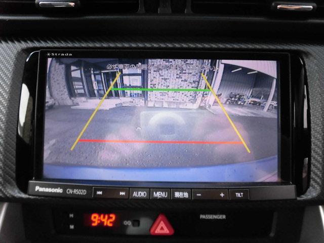 スバル BRZ S 後期型 F6速 メモリーナビTV Bカメラ LEDライト