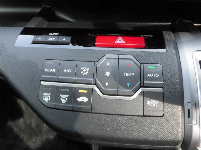 ホンダ ステップワゴンスパーダ パワーエディション 後期型 純正ナビTV 両側自動ドア