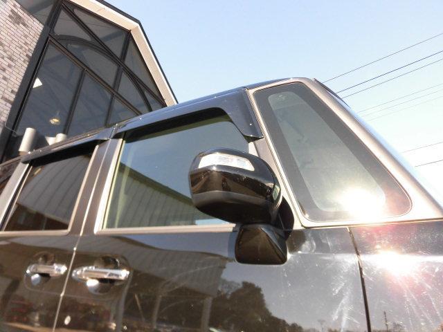 ホンダ N BOXカスタム G・ターボLパッケージ 後期型 両側自動ドア ハーフ革シート