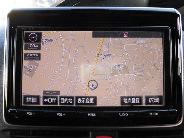 トヨタ エスクァイア Xi 現行型 メモリーナビTV 両側自動ドア LEDライト