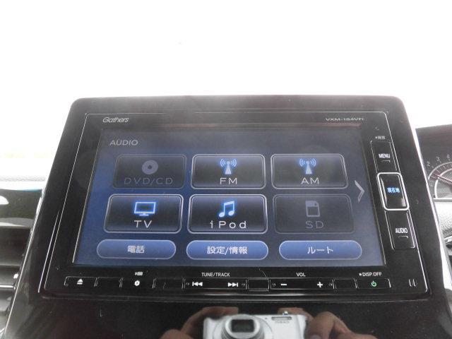 ホンダ N BOXカスタム G・EXターボホンダセンシング 現行型 純正メモリーナビTV