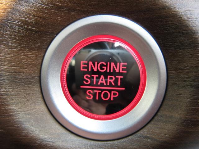 プッシュ式エンジンスタート☆ 一度使うと手放せない装備です!