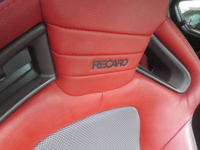 マツダ RX-8 スピリットR 純正SDナビETCカードキー半革RECARO
