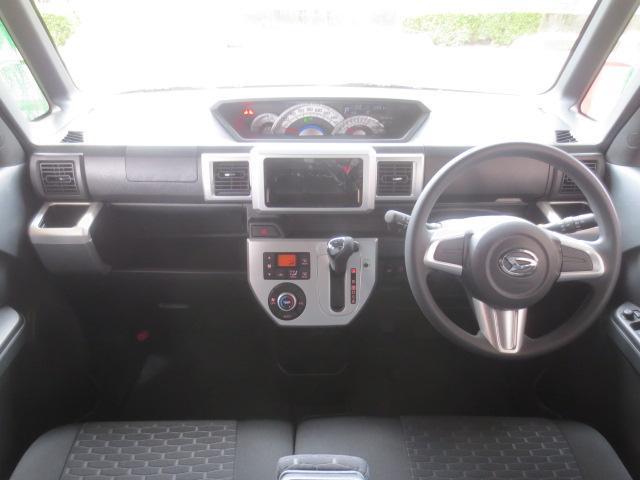 ダイハツ ウェイク X ターボ4WD左側電動ドアecoIDLEシートヒーター