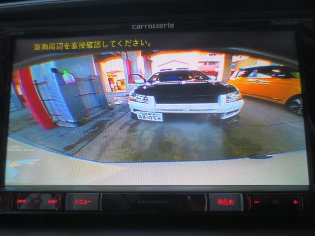 ホンダ シビック タイプRユーロ 社外メモリナビBカメラ1セグ18AWマフラー