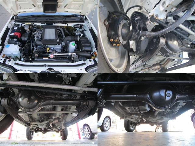 スズキ ジムニー XG 4WDターボ5MT社外マフラーLEDテールFRバンパー
