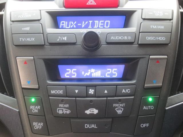 ホンダ オデッセイ アブソルート 純正HDDアラウンド地デジ黒革暖席スマートキー
